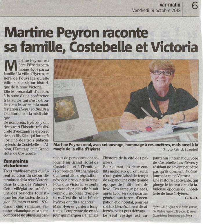 M-Peyron
