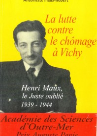 La lutte contre le chômage à Vichy
