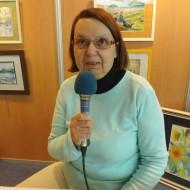 Un Peintre aux Salins de Hyères 2014 - Interview Arlette Beal