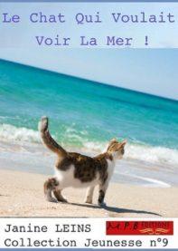Le chat qui voulait voir la mer