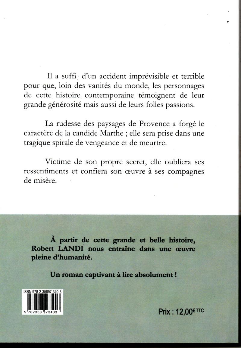 RL Le secret de Marthe 4eme