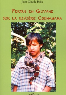Perdus en Guyane sur la rivière Counamama