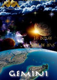 Les Douze Elus de Zeus - Gemini, Les dioscures - Tome 3