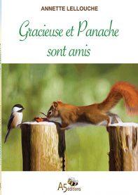 Gracieuse et Panache sont amis