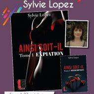 Dédicace Sylvie Lopez Librairie Charlemagne de Frégus Samedi 27 octobre de 10h à 18h