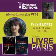 Dédicace Sylvie Lopez