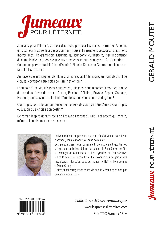 L'étranger de Saint-Pierre - Gérald Moutet