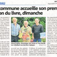La commune de La Crau accueille son premier salon du livre